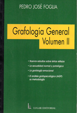 Grafología General Volumen II - Lugar Editorial